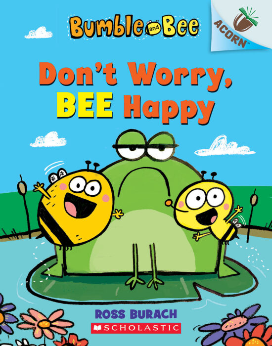 Acorn - Bumble and Bee: Don't Worry, Bee Happy