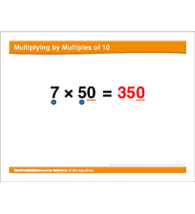Math Review: Multiples of 10, Volume, Decimals, Factors/Products
