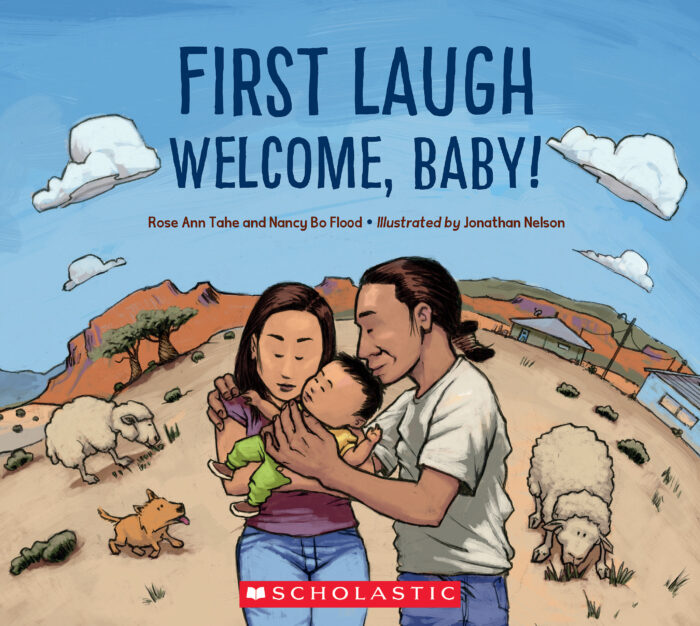 First Laugh Welcome, Baby!