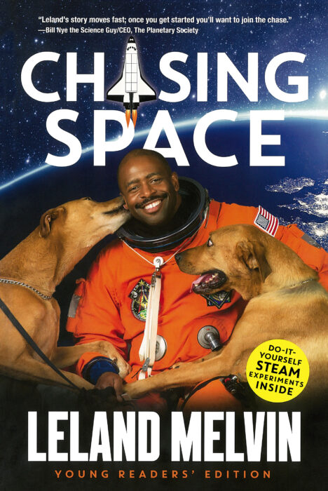 Chasing Space (Young Readers' Edition)