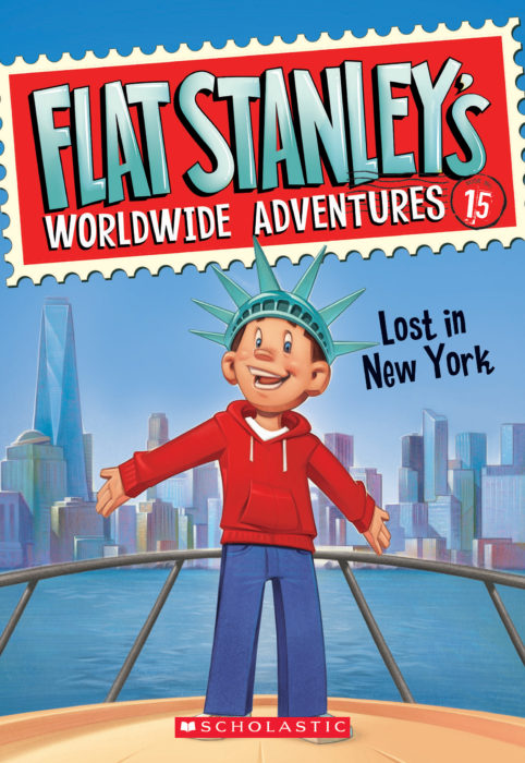 Flat Stanley's Worldwide Adventures: Lost in New York