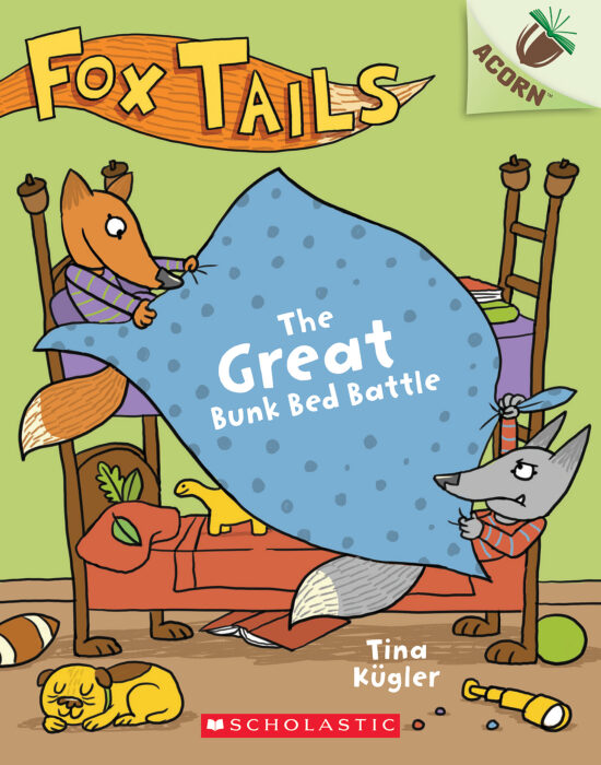 Acorn - Fox Tails: The Great Bunk Bed Battle