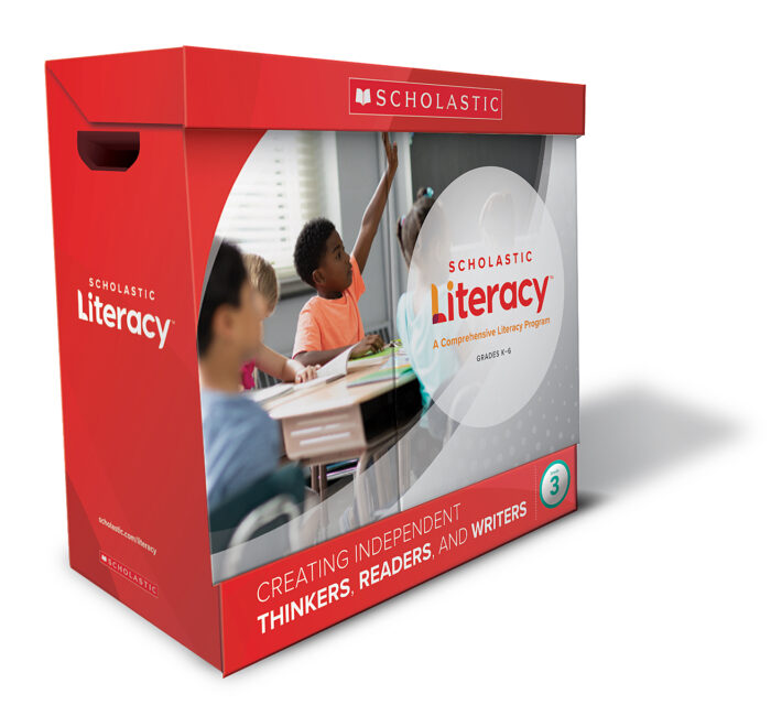 Scholastic Literacy Unit Sample Box 3