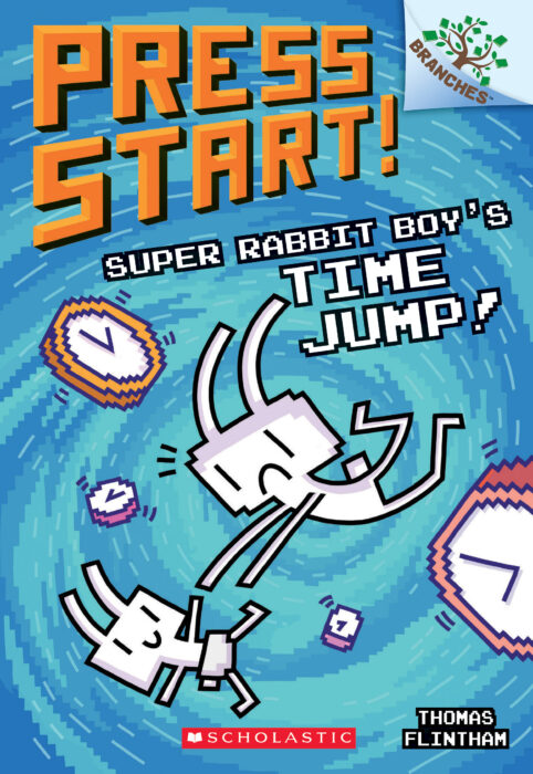 Branches - Press Start!: Super Rabbit Boy's Time Jump!