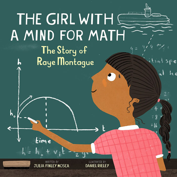 Amazing Scientists: The Girl With a Mind for Math