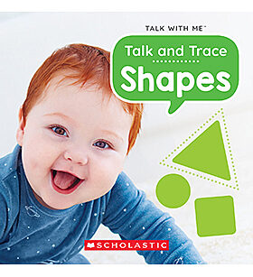 Talk With Me™: Talk and Trace Shapes