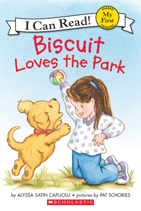 My First I Can Read!™ - Biscuit: Biscuit Loves the Park