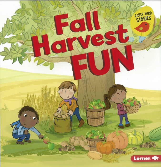Fall Fun: Fall Harvest Fun