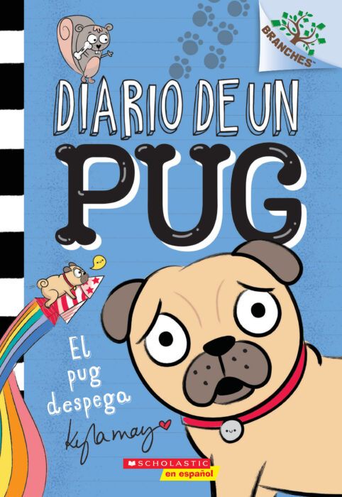Branches - Diary of a Pug: El pug despega
