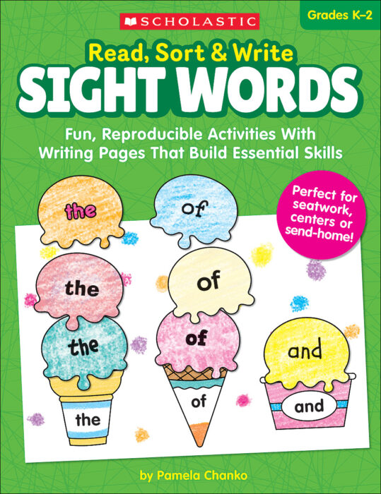Read, Sort & Write: Sight Words