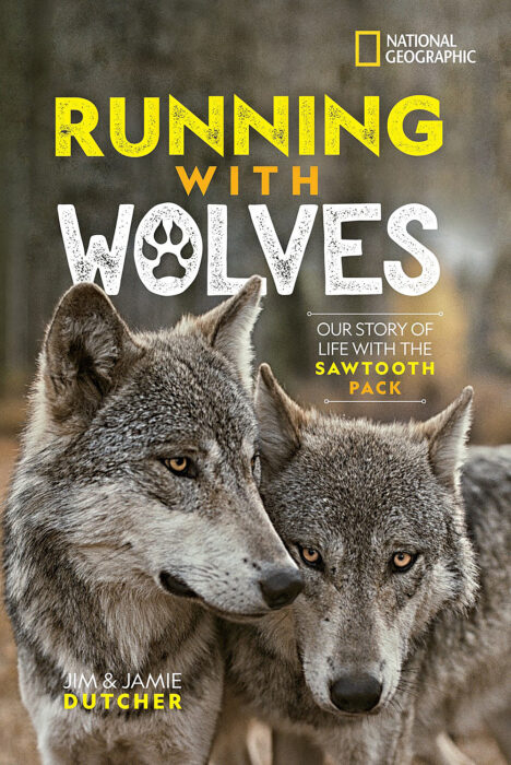 National Geographic Kids: Running with Wolves