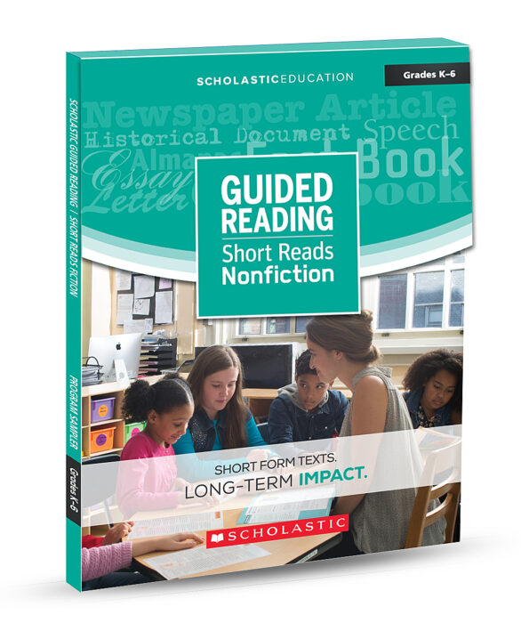 Guided Reading Short Reads Nonfiction Sampler