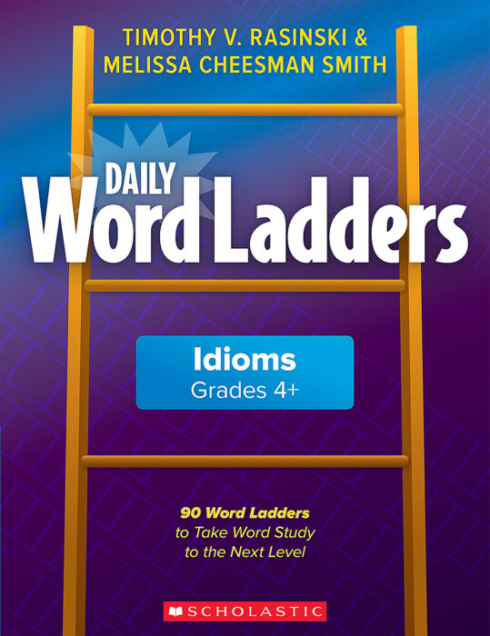 Daily Word Ladders: Idioms