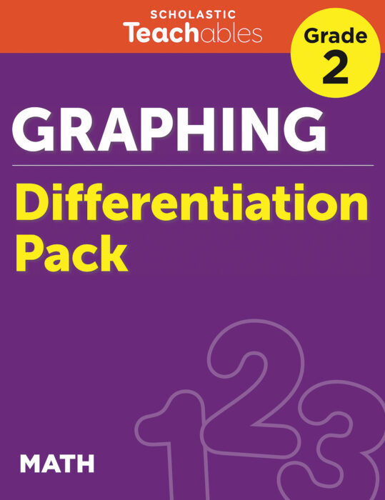 Graphing Grade 2 Differentiation Pack