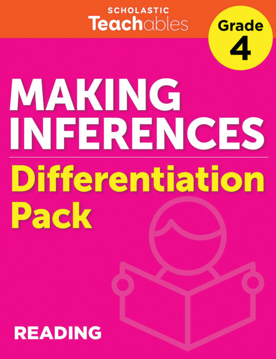 Making Inferences Grade 4 Differentiation Pack