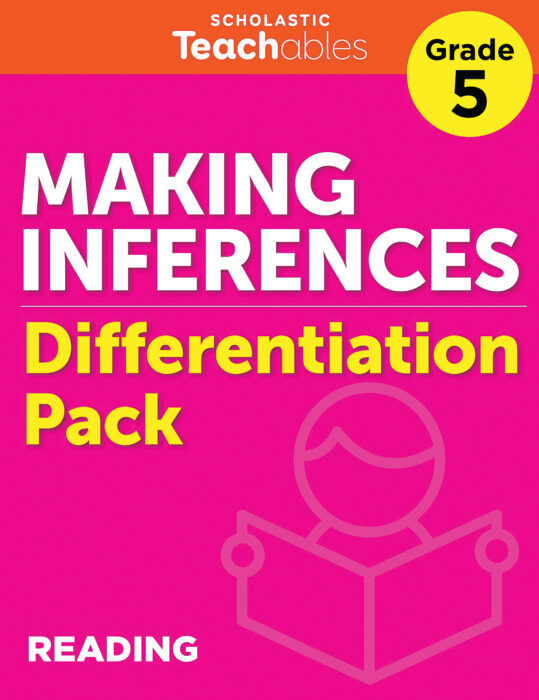 Making Inferences Grade 5 Differentiation Pack