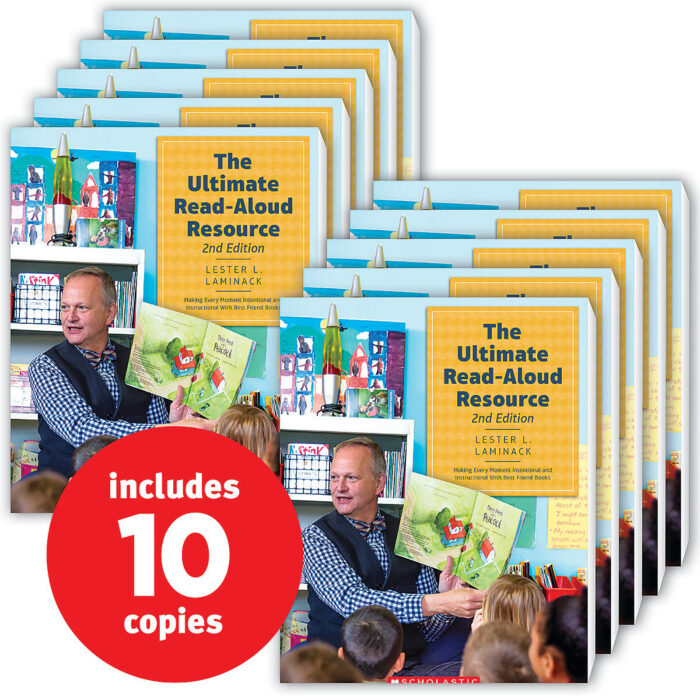 The Ultimate Read-Aloud Resource, 2nd Edition (10-copy pack)