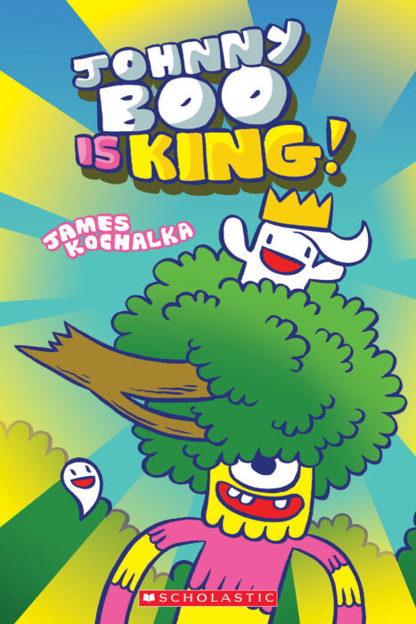 Johnny Boo: Johnny Boo Is King