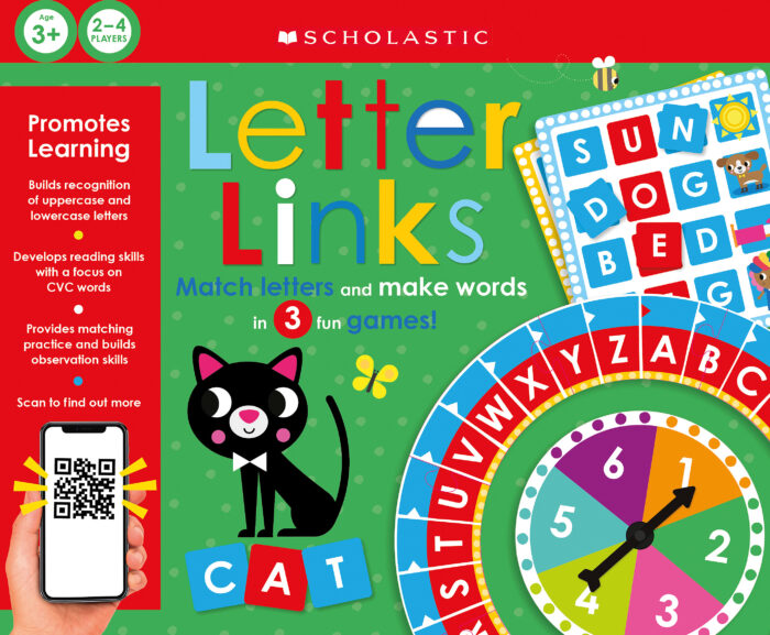 Letter Links (Scholastic Early Learners)