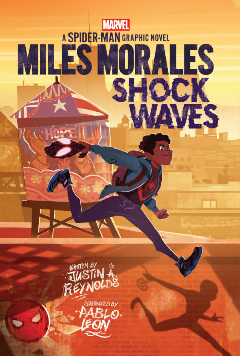 Miles Morales: Shock Waves