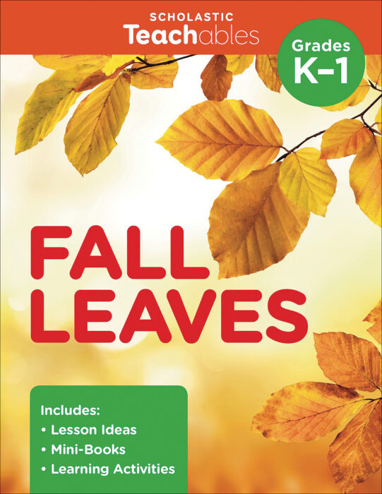 Fall Leaves Pack