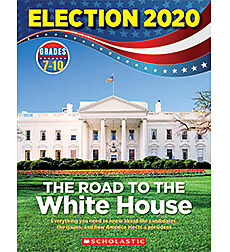 The Road to the White House - 2020 Election Skills Book