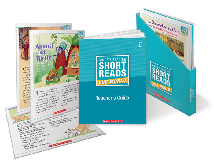 Guided Reading Short Reads: Our World Level L