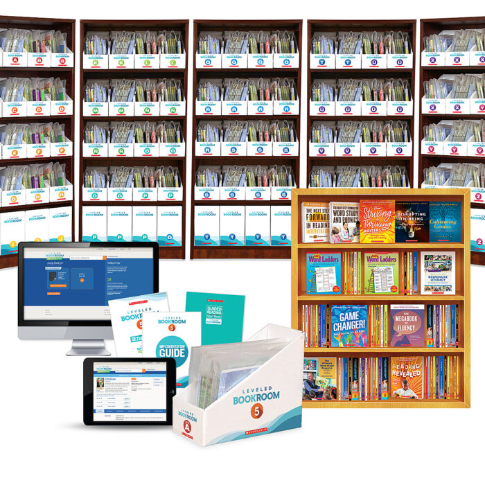 Leveled Bookroom 5 - Grades K-3