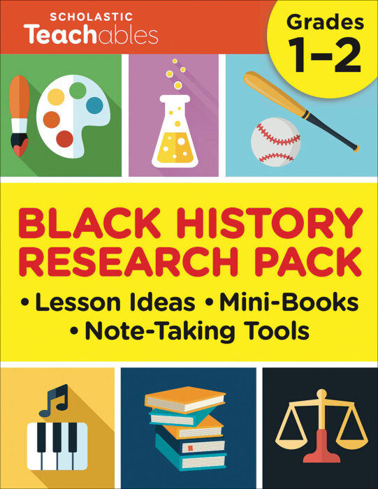Black History Research Pack