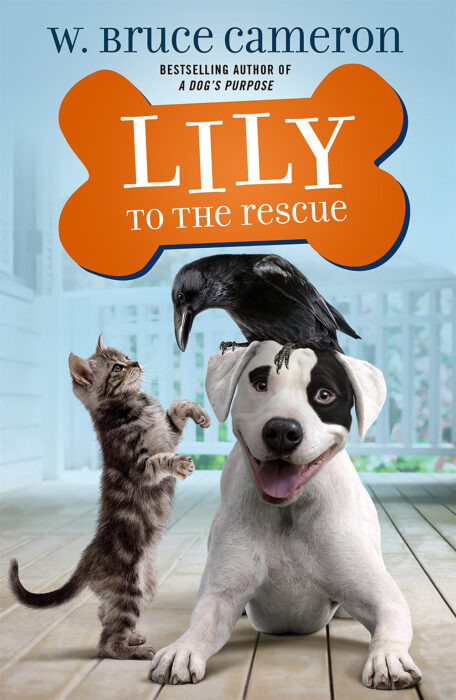 A Dog's Purpose- Lily to the Rescue: Lily to the Rescue