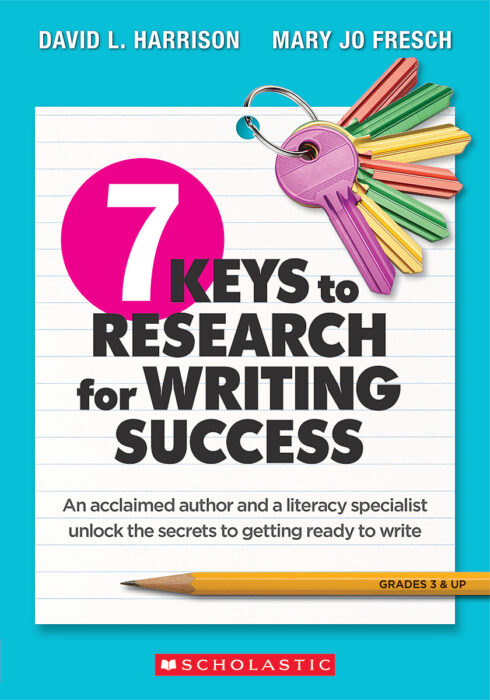 7 Keys to Research for Writing Success