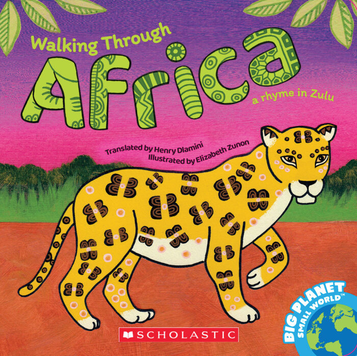 Rhyme Around the World: Walking Through Africa