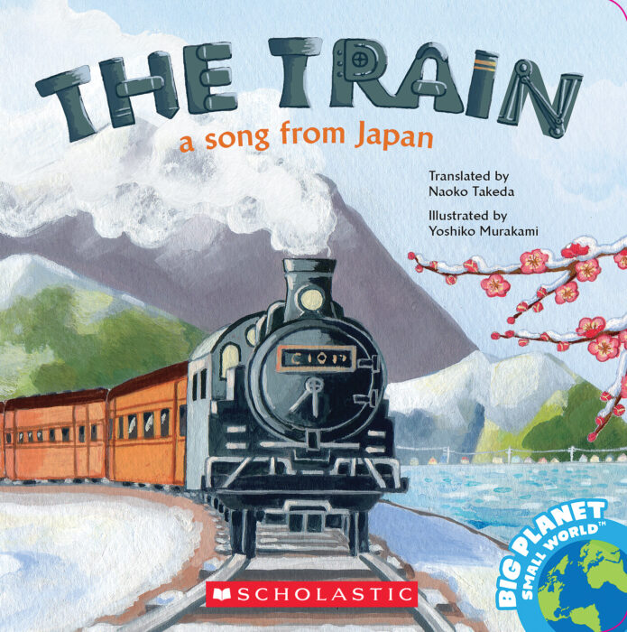 Rhyme Around the World: The Train