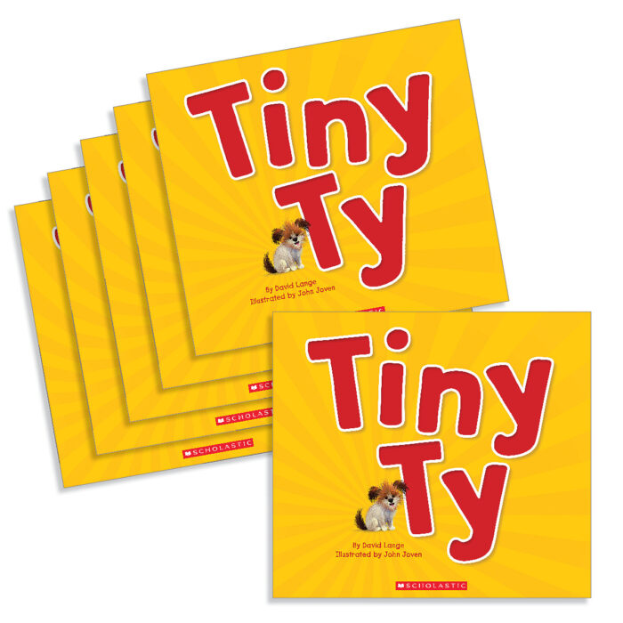 Guided Reading Set: Level B-Tiny Ty