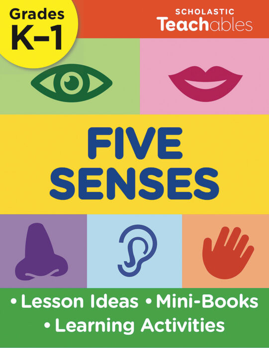 Five Senses Pack