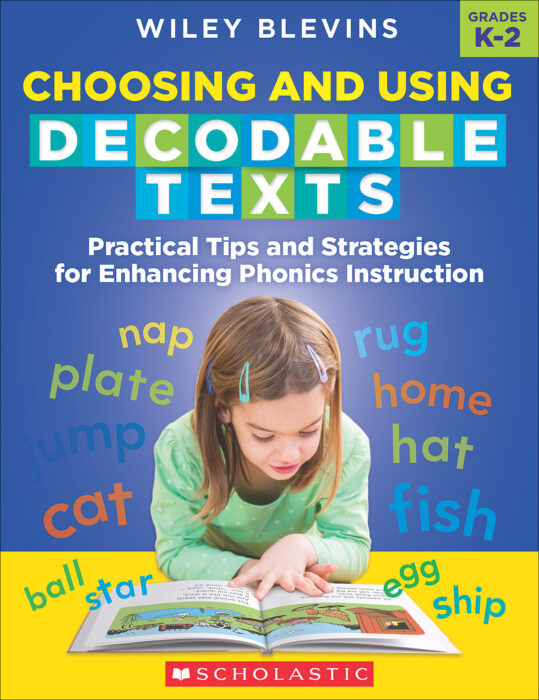 Choosing and Using Decodable Texts