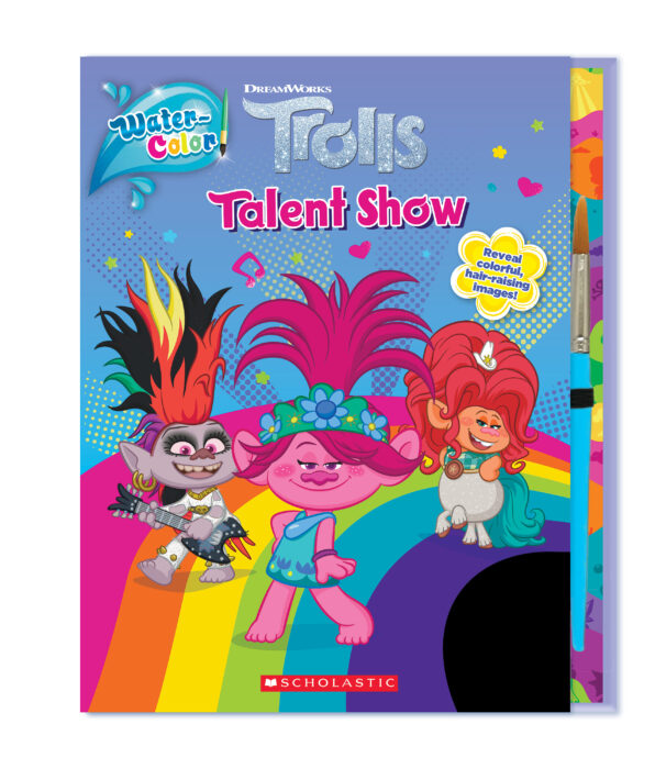 Trolls: Water-Color!: Talent Show
