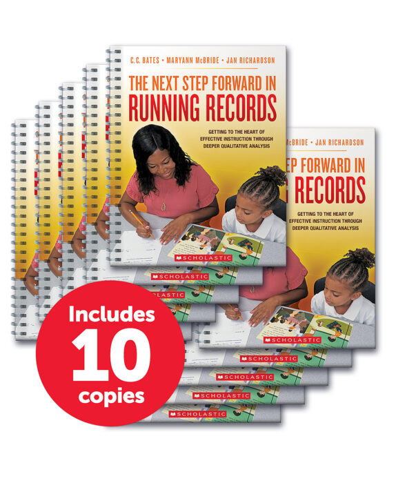 The Next Step Forward in Running Records (10-copy pack)