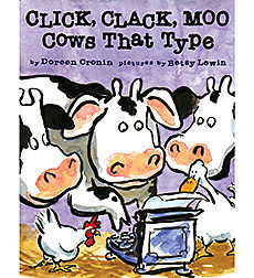 Click, Clack, Moo:Cows That Type
