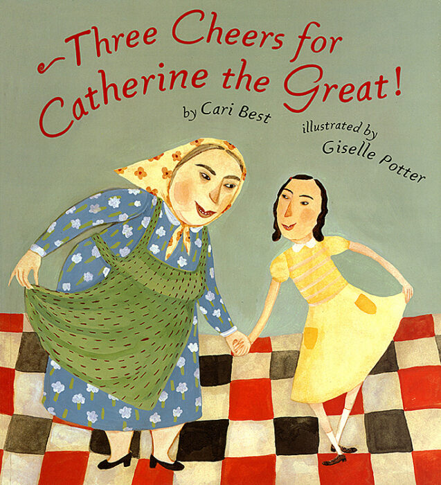 Three Cheers For Catherine The Great!