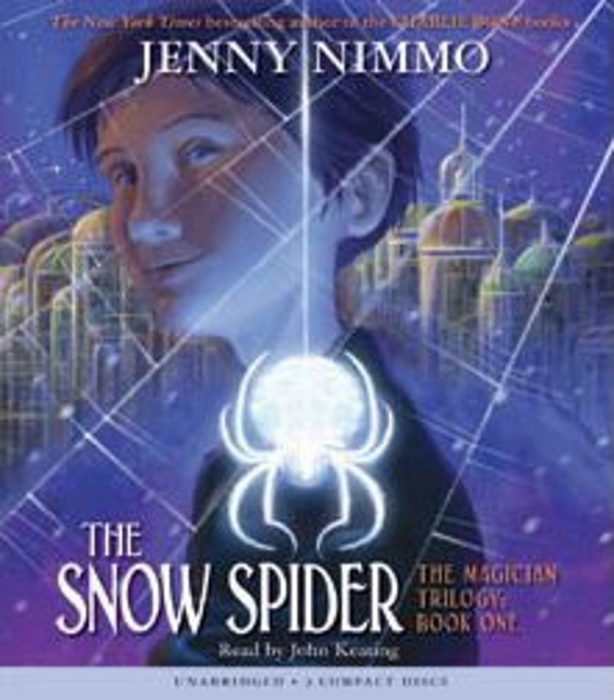 The Magician Trilogy Book One The Snow Spider