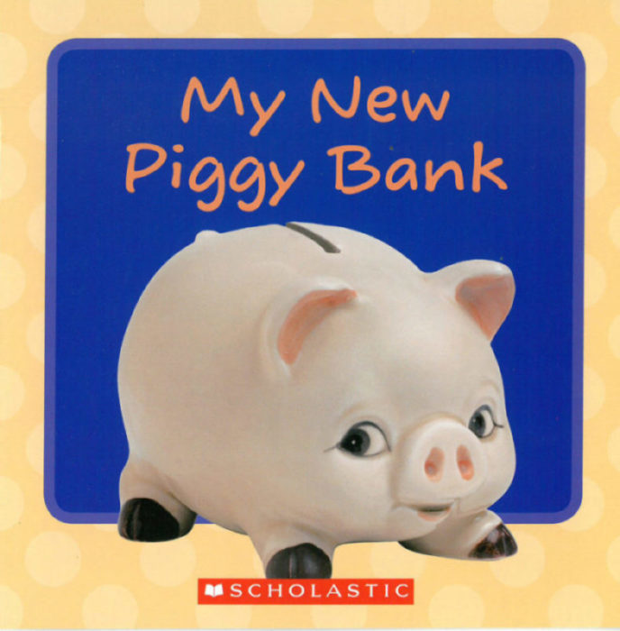 Leveled Math Reader: My New Piggy Bank
