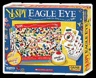 I SPY Eagle Eye Game by - Games - The Parent Store