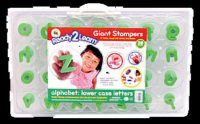 Ready 2 Learn Alphabet Giant Stampers Lowercase Al