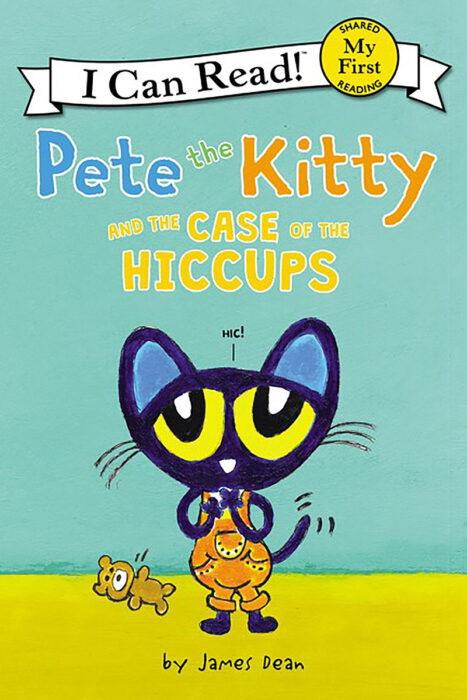 I Can Read Level 1 Reader Pete The Kitty And The Case Of