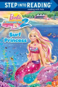 Barbie: Mermaid Tale 2 Surf Princess