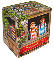 Magic Tree House Boxed Set: Books 1-28