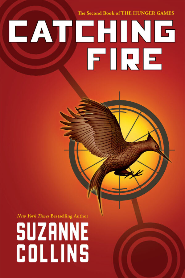 Suzanne Collins - Hunger Games, The #2: Catching Fire