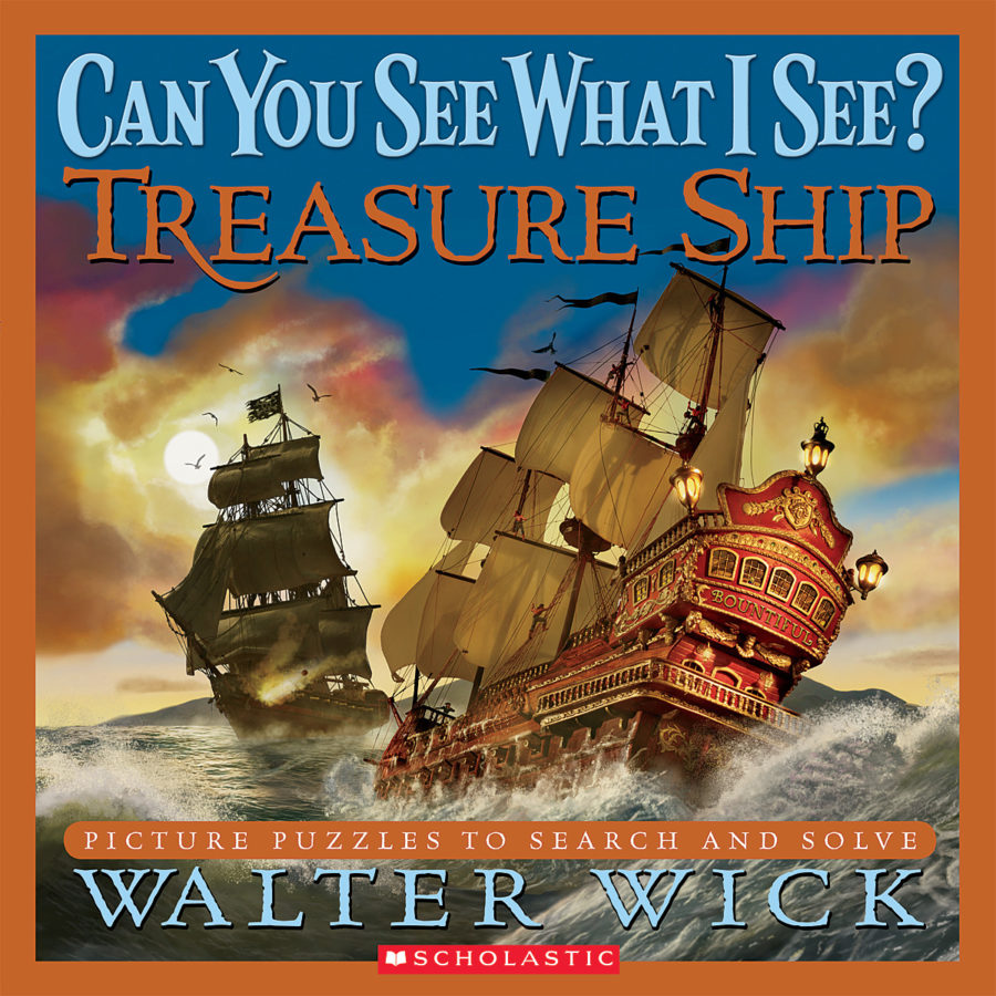 Walter Wick - Can You See What I See? Treasure Ship