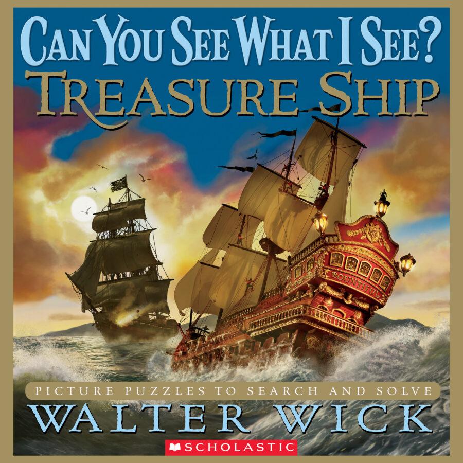 Walter Wick - Treasure Ship